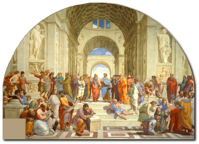 Raffael, The School of Athens